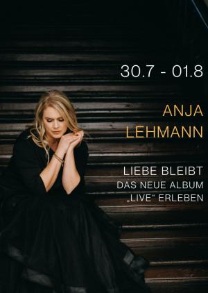 Anja Lehmann - Liebe Bleibt