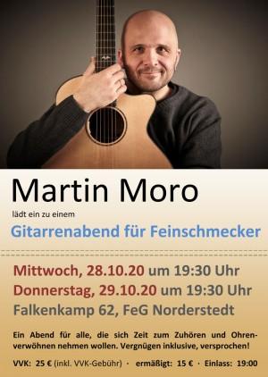 Martin Moro - 29.10.2020