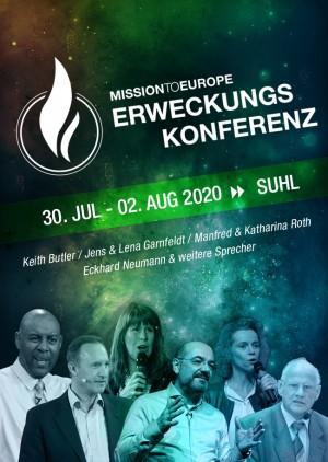 MissionToEurope Erweckungskonferenz