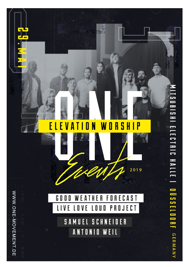 Elevation Worship   ONE Events 2019