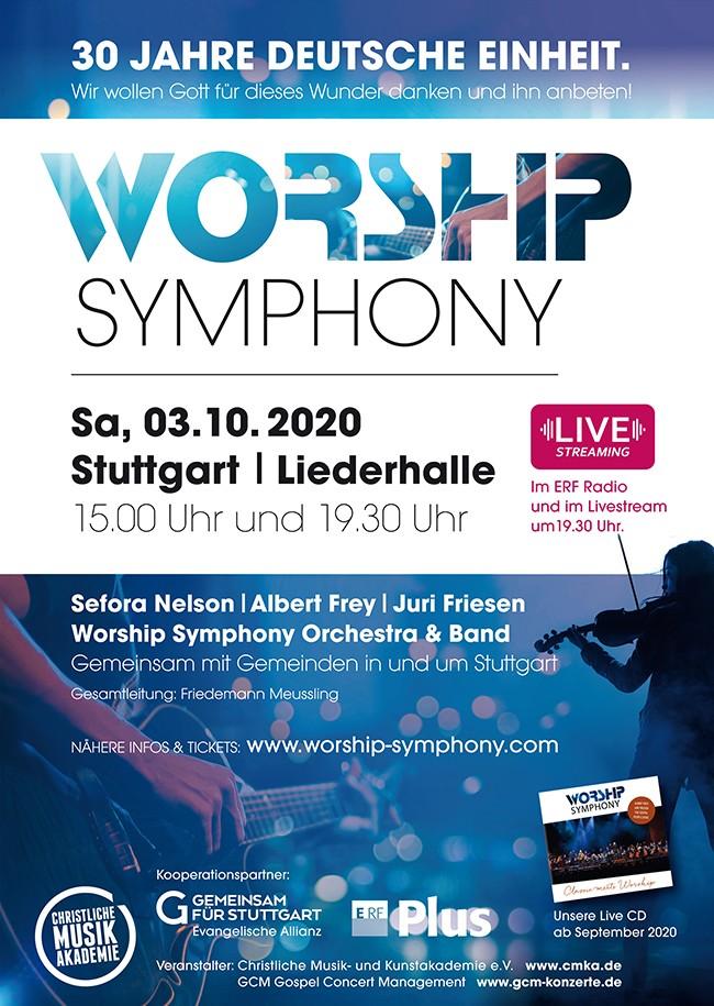 Worship Symphony 2020 - 15:00 Uhr
