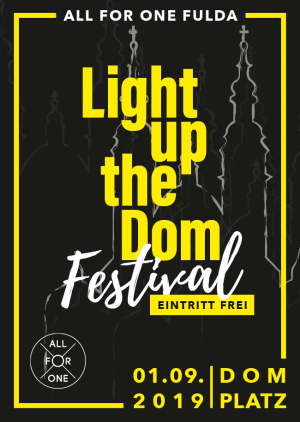 Light up the Dom