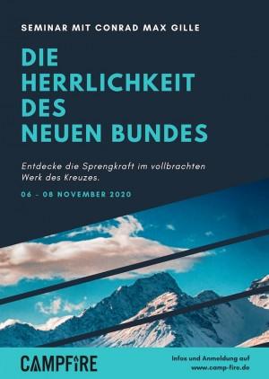 """Seminar """"Die Herrlichkeit des Neuen Bundes"""""""