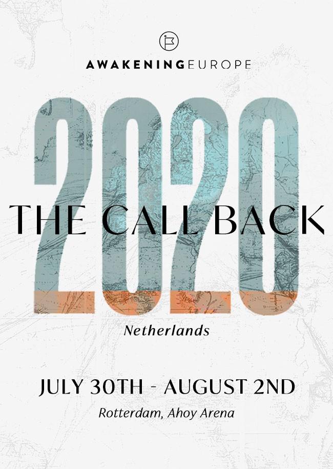 Awakening Europe - The Call Back 2020