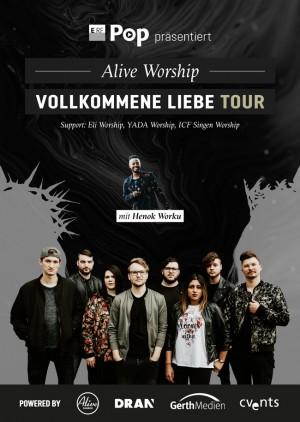 Vollkommene Liebe Tour - Aalen