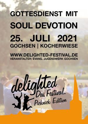 delighted - Das Festival. 2021