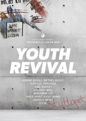 Holy Spirit Night - Youth Revival