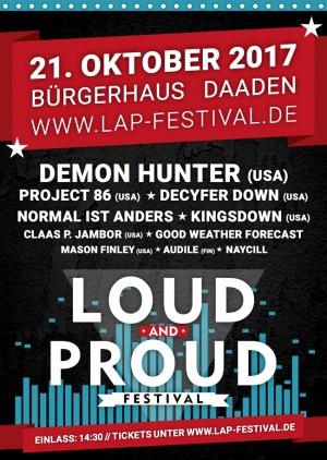 CVJM Loud and Proud Festival