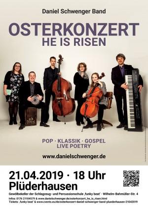 Osterkonzert / Daniel Schwenger Band