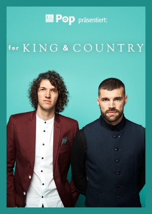 For King and Country - Live in Wetzlar