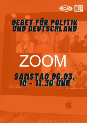 Prayer for Politics in Germany