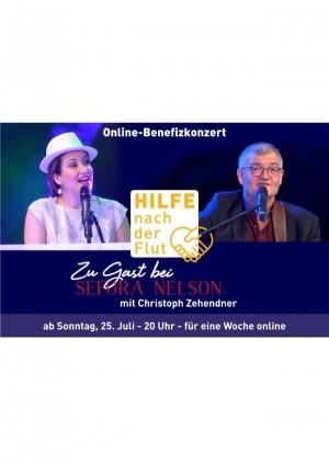 Zu Gast bei Sefora Nelson: Konzert mit Christoph Zehendner