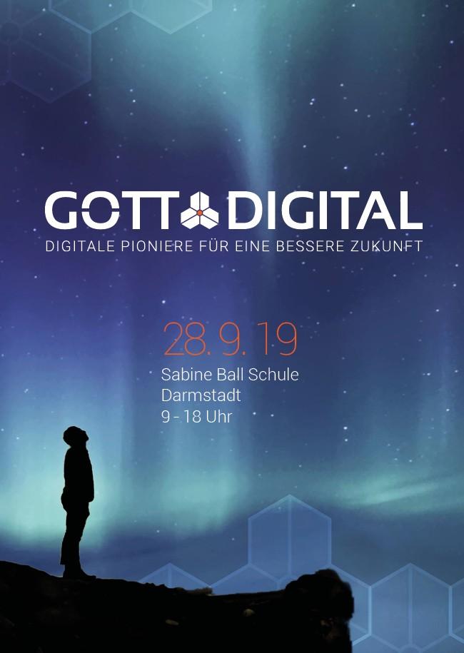 GOTT@DIGITAL Innovationskonferenz 2019