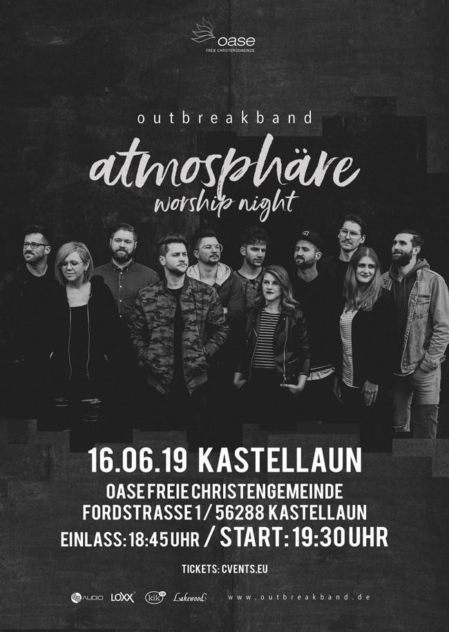 Outbreakband Worship Night