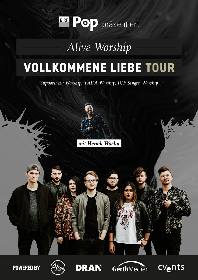 Vollkommene Liebe Tour - Stuttgart