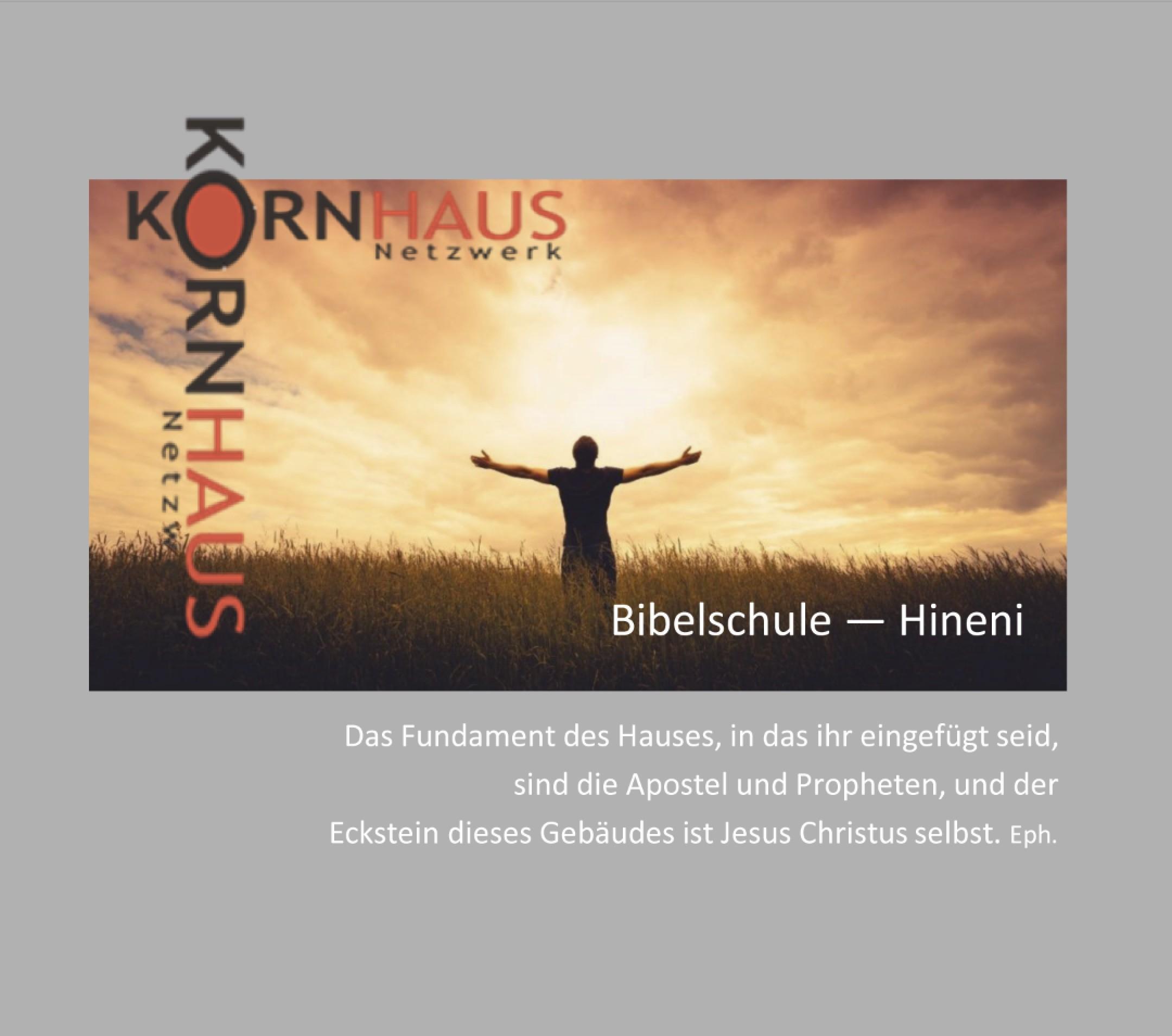 Kornhaus Bibelschule