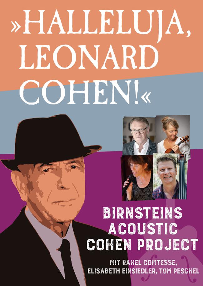 """""""Halleluja, Leonard Cohen!"""""""