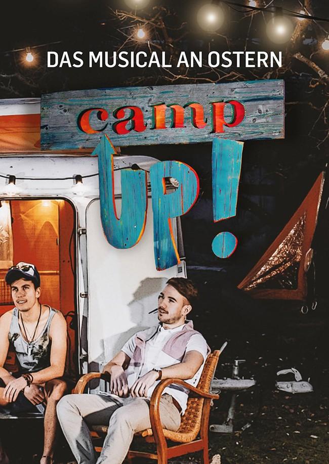 CAMP UP! – DAS MUSICAL - Samstag 20:00 Uhr