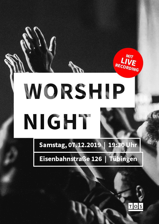 Worship Night mit Live-Recording
