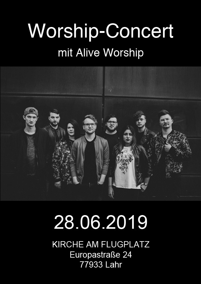 Alive Worship in Lahr