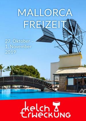 Mallorca - Freizeit Herbst 2019