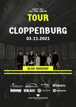 Alive Worship in Cloppenburg