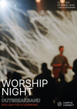 Campus Connect Worship Night