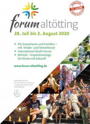 25. Internationales Forum Altötting