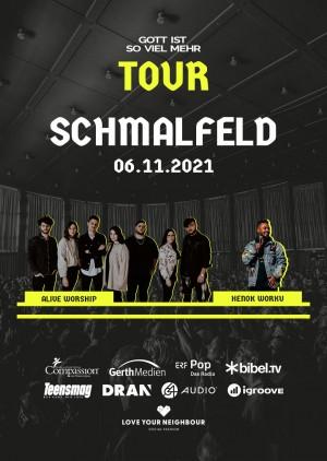Alive Worship in Schmalfeld