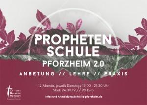 Prophetenschule Pforzheim 2.0