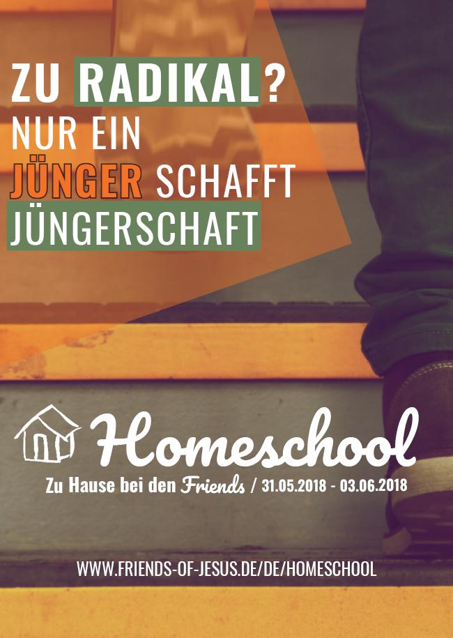Jüngerschafts-Homeschool