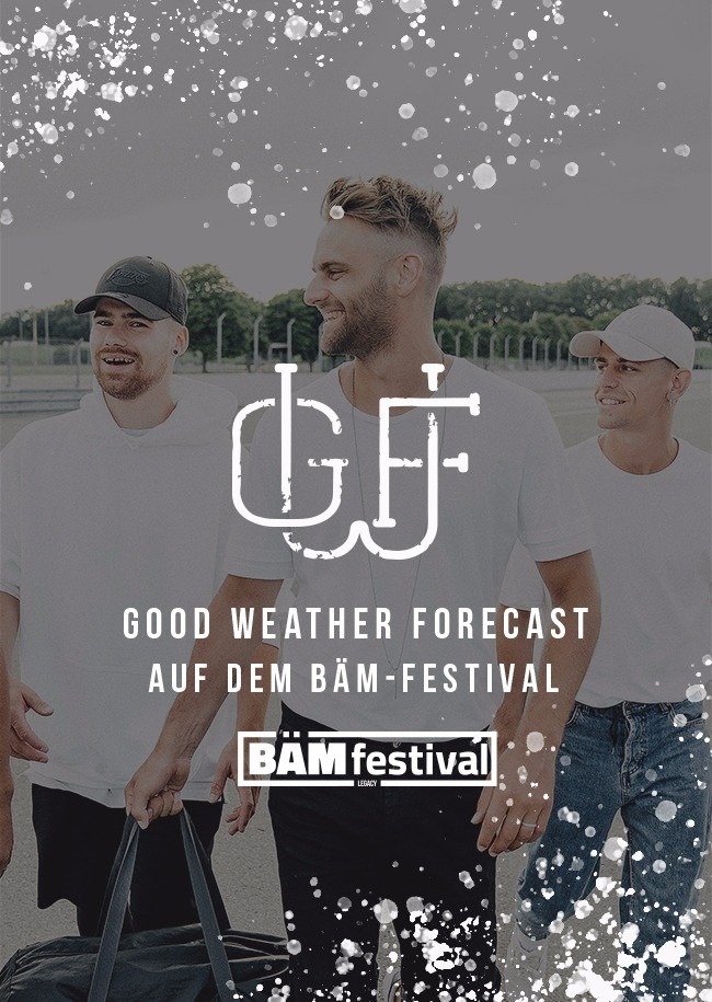 Good Weather Forecast Konzert