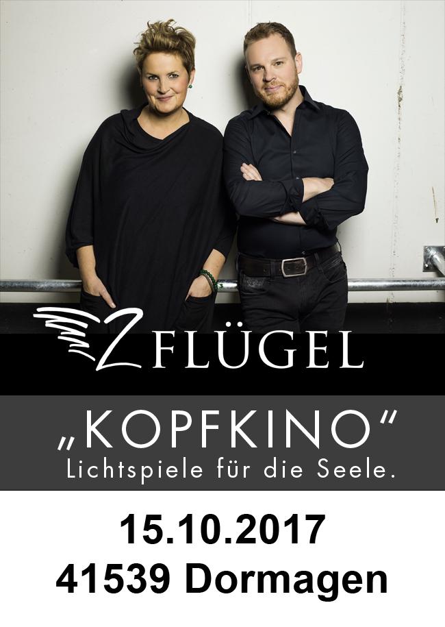 """""""Kopfkino"""": Lichtspiele für die Seele."""