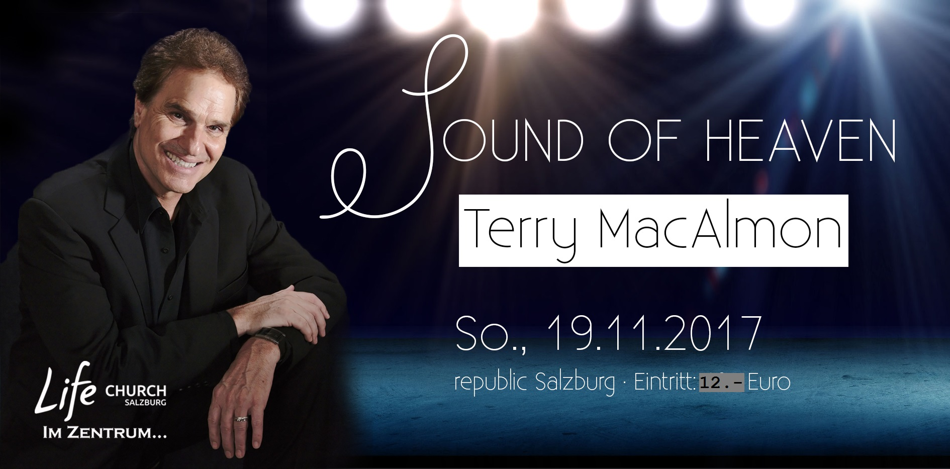 Terry MacAlmon Worship Konzert