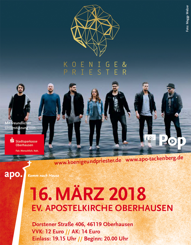 APO Worshipnight - Koenige & Priester ON TOUR