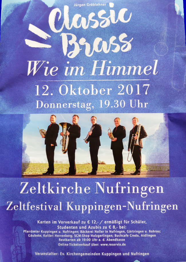 Classic Brass Konzert