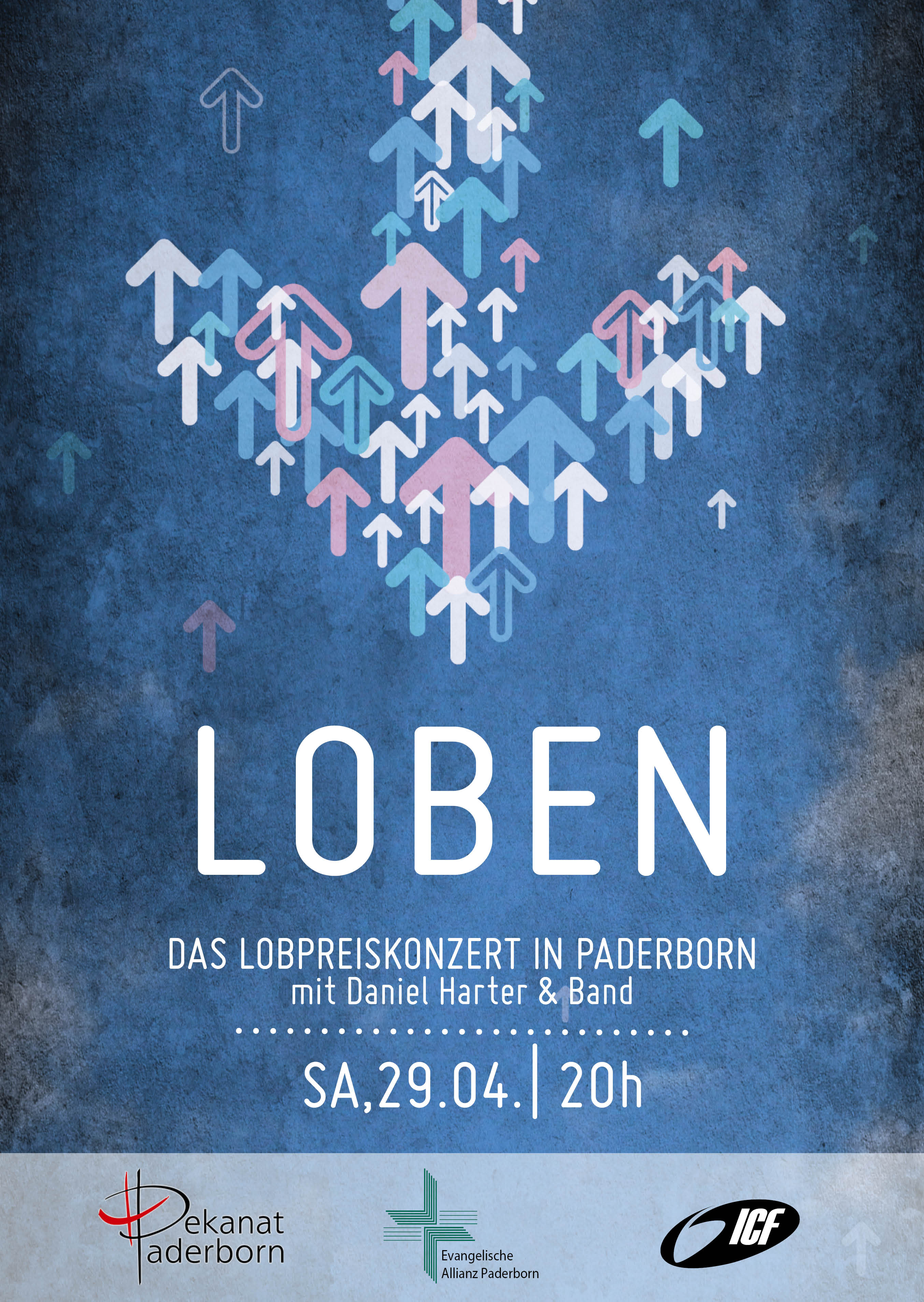 LOBEN - Das Lobpreiskonzert in Paderborn