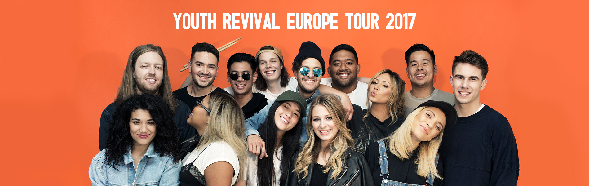 Hillsong Young And Free Tour