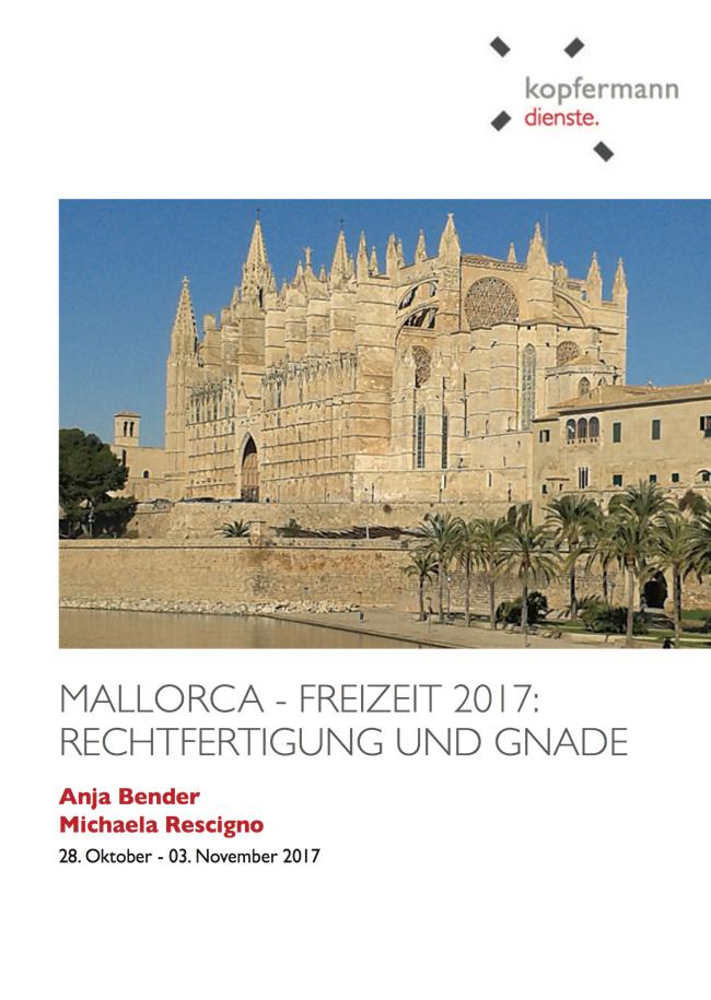 Mallorca - Freizeit 2017
