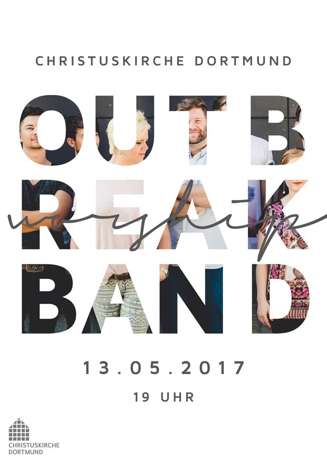Outbreakband Worshipnight