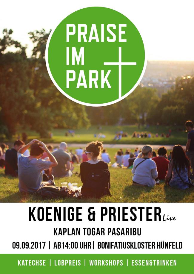 Praise im Park